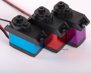 HD-1581HB Digi Mini Plast Servo